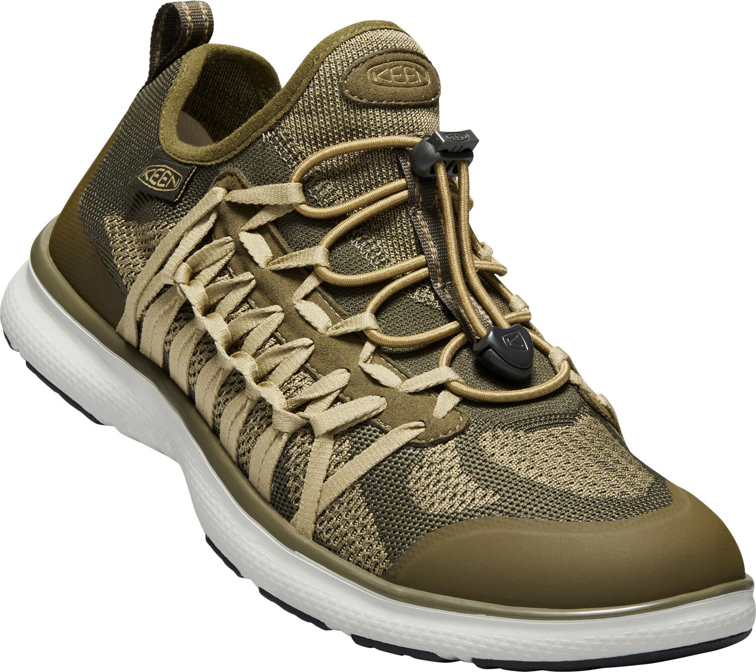 e48fc78ce34 Keen Uneek Exo - Chaussures Homme - olive sur CAMPZ !